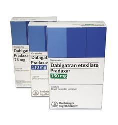 Paradax Dabigatran Etexilate Capsules