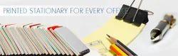 Corporate Stationery Printing Service