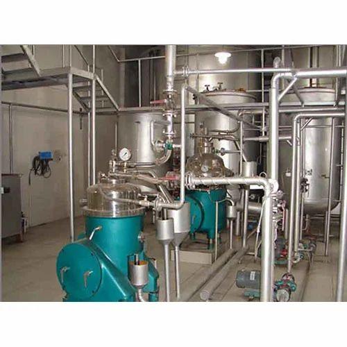 Edible Oil Refinery Machine