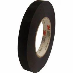 3M Black acetate cloth electrical tape 11