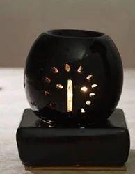 Ceramic Oval Shape Aroma Oil Diffuser