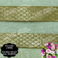 Designer Zari Border Lace