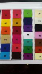 Plain Solid Dyed  Rayon Viscose  Fabric