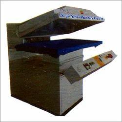 Industrial Garment Flat Bed Press