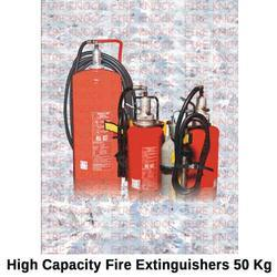 High Capacity Fire Extinguishers 50 Kg