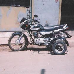 Bike Side Wheel Attachment Kit Bajaj -CT 100