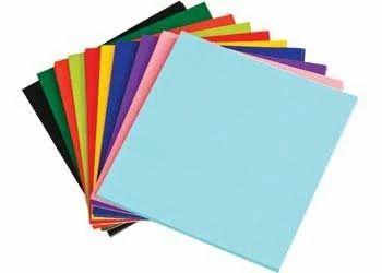 Coloured Cardboard | Kamalesh Paper Company | Manufacturer in ...