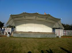 Stage Tensile Structure