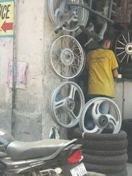 Alloy Wheels in Ludhiana, एलॉय का पहिया