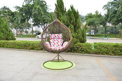 Gourd Style 2 Outdoor Wicker Hanging Chair
