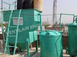 Organic Effluent Water Treatment Plant