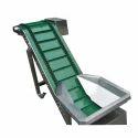 PVC Green Food Grade Belt Conveyor