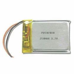 3.7A 250mAh Lithium Polymer Battery