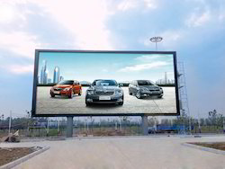 SMD LED Outdoor Screen
