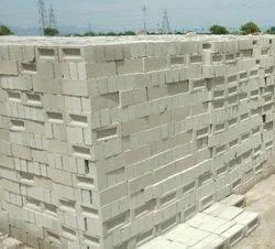 Grey Flyash Bricks, Size: 9 In. X 4 In. X 3 In.