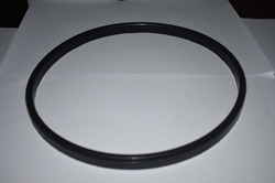 Black Rubber Rings