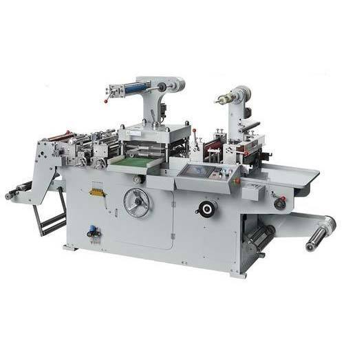 HSM Single Phase Flat Bed Die Cutting Machine with Hot foil stamping, Rs 1250000 /unit | ID: 7855987873