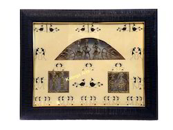 Tribal Arts Warli Frame