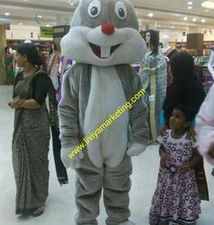 Rabbit Mascot Costumes