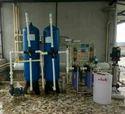3000 LPH FRP Reverse Osmosis Plant