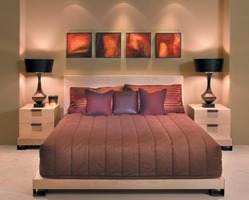 Master Bedroom Interior Decoration Service