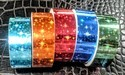 Sports Equipment Holographic Tapes