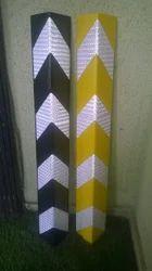 Plastic And Rubber Corner Guard