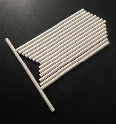 White Heutetrend Paper Pencil
