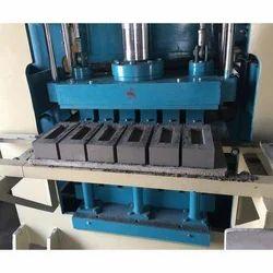 High Pressure Hydraulic Fly Ash Brick Machine
