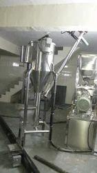 Electric Mild Steel Vertical Batch Mixer, Warranty: 2 Years