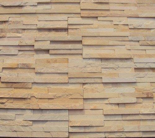 Sahar Mint Stack Stone Tile