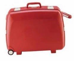 VIP Elanza Dlx Suitcase 79 Red