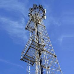 Guyed Masts Tower Fabrication