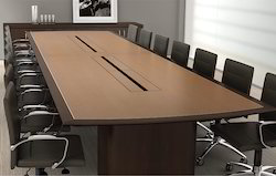 Wooden Brown Conference Tables, Warranty: 1 Year