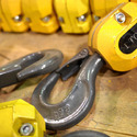 Lifting Hooks, Chains & Clamps