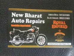 New Royal Enfield Bharat Auto Repairs