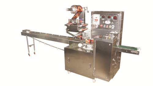 Ice Candy Packing Machine - Flow Wrapping Machine