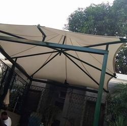 Outdoor Tensile Umbrella