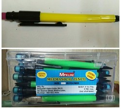 Multicolor MRKLINE Mechanical Pencils