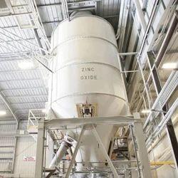 5000 Kg Auto Zinc Oxide Plant