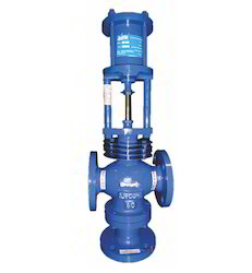 Flanged Controls Valve