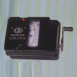 Analog Insulation Tester (CIE/555)