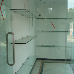 Toughened Glass Fabrication Work