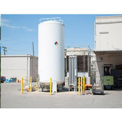 Vertical Liquid Nitrogen Tanks