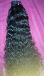 Deep Wavy Weft Hair