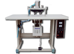 Ultrasonic Handle Spot Welding Machine