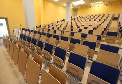 College Auditorium Interior Design 6