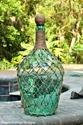 Rope Dizaine Glass Bottle