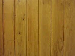 Pine Wood Wall Panel, Size: 12 x 100 x 1200 mm