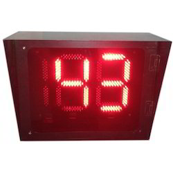Digital Traffic Count Down Timer